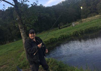 Vetrancafe Vejle - Fisketur